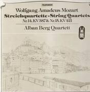 LP - Mozart - Streichquartette,, Alban Berg Quartett