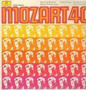 LP - Mozart - Symph Nr.40, Eine keine Nachtmusik,, Wiener Symphoniker, Berliner Philh, F. Fricsay
