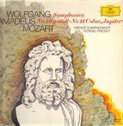 LP - Mozart - Symphonien Nr.40 & 41,, Wiener Symphoniker, Fricsay