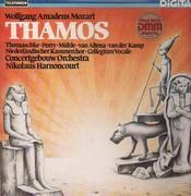 LP - Mozart - Thamos,, Concertgebouw Orchestra, Harnoncourt