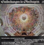 LP - Mozart, L.Mozart, Haydn, Zach - Entdeckungen in Oberbayern