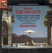 LP-Box - Mozart - Così Fan Tutte