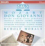 CD-Box - Mozart - Don Giovanni - Box + Booklet