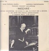 LP - Mozart - Piano Concertos - Still Sealed