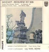 LP - Mozart - Requiem KV 626
