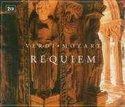 Double CD - Mozart / Verdi - Requiem