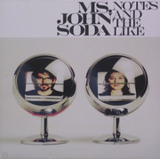 LP - Ms. John Soda - Notes And The Like - Poster