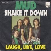 7'' - Mud - Shake It Down