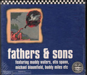 CD - Muddy Waters / Otis Spann / Mike Bloomfield / Paul Butterfield / Donald 'Duck' Dunn / Sam Lay - Fathers And Sons