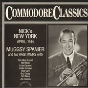 LP - Muggsy Spanier And His Ragtimers - Nick's New York, April, 1944