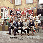 LP - Mumford & Sons - Babel - Gatefold Still Sealed