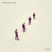 Double LP - Mumford & Sons - Delta - Sand Coloured / 180 gr. vinyl