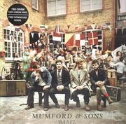 LP - Mumford & Sons - Babel - Gatefold