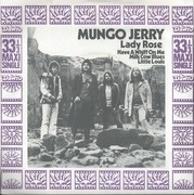 7'' - Mungo Jerry - Lady Rose