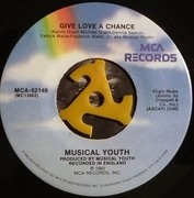 7'' - Musical Youth - Pass The Dutchie