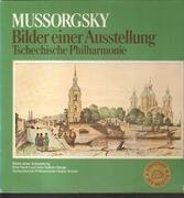 LP - Mussorgsky - Bilder einer Ausstellung