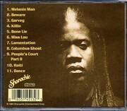 CD - Mutabaruka - Melanin Man