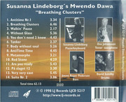 CD - Mwendo Dawa - Breathing Clusters