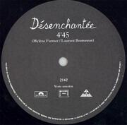 12inch Vinyl Single - Mylène Farmer - Désenchantée - Promo Ltd.