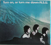 CD - N.S.U. - Turn On, Or Turn Me Down - Digipak