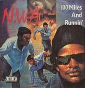 12inch Vinyl Single - N.W.A - 100 Miles And Runnin'