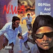 LP - N.W.A. - 100 Miles And Runnin'