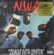 LP - N.W.A. - Straight Outta Compton - ALL-TIME CLASSIC W/ ICE CUBE, DR.DRE, MC REN, EAZ
