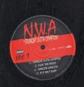 Double LP - N.W.A. - Straight Outta Compton