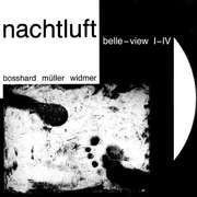 CD - Nachtluft - Belle View I-IV Reissue