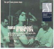 CD - Nana Mouskouri - Nana Mouskouri in New York