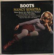 7inch Vinyl Single - Nancy Sinatra - Boots - Original US Jukebox / Picture Cover