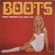 LP - Nancy Sinatra - Boots: Nancy Sinatra's All-Time Hits