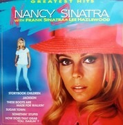 LP - Nancy Sinatra - Greatest Hits
