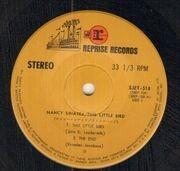 7inch Vinyl Single - Nancy Sinatra - This Little Bird EP - Original Japanese EP
