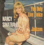 7'' - Nancy Sinatra - You Only Live Twice / Jackson