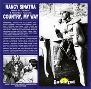CD - Nancy Sinatra - Country, My Way