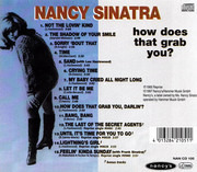 CD - Nancy Sinatra - How Does That Grab You?
