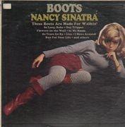 LP - Nancy Sinatra - Boots