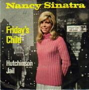 7'' - Nancy Sinatra - Friday's Child
