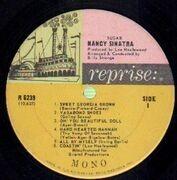 LP - Nancy Sinatra - Sugar