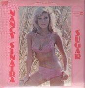 LP - Nancy Sinatra - Sugar - tri-color labels
