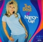LP - Nancy Sinatra - The Best Of Nancy-Girl
