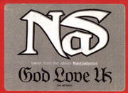 12'' - Nas - God Love Us