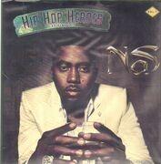 Double LP - Nas - Hip Hop Heroes Instrumentals Vol. 1
