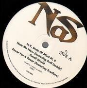 Double LP - Nas - I Am...