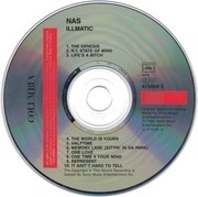 CD - Nas - Illmatic