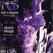 12'' - Nas - Just A Moment / These Are Our Heroes