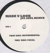 12inch Vinyl Single - Nas - Made You Look