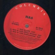 12inch Vinyl Single - Nas - Nas Is Like / Dr. Knockboots