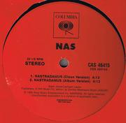 12'' - Nas - Nastradamus